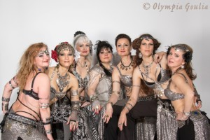 Olympia Goulia Tribal Fusion Hifestion
